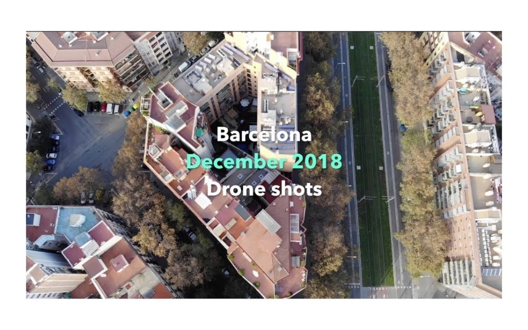 Discover some of Barcelona best spots and its story #visitbarcelona    Barcelona DRONE